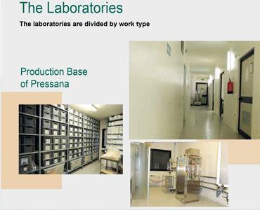 Laboratori interni di controllo